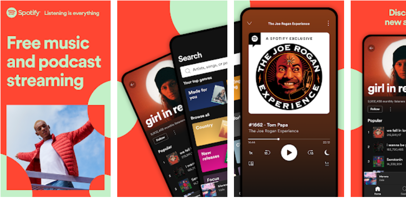 Spotify Music and Podcasts